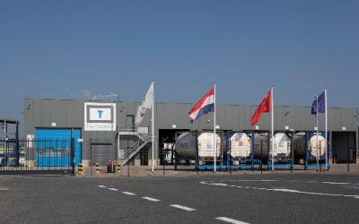 TechnoPort B.V. te Moerdijk feestelijk geopend