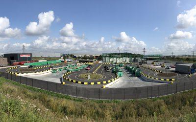 Saver opent poorten Grondstoffencentrum